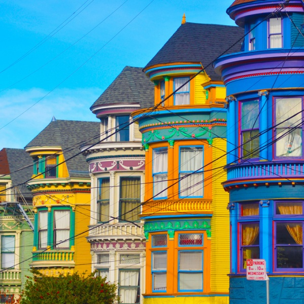 From flower power to one of the most wealthiest cities - Here's San Francisco
